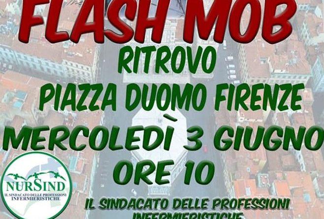 Flash Mob Per non dimenticare